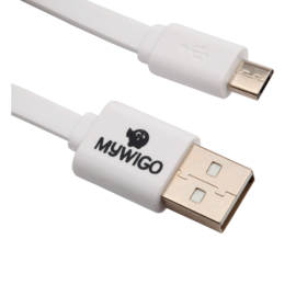 Cablet USB Blanco